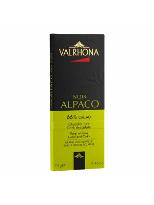 ALPACO Dark Chocolate Tasting Bar
