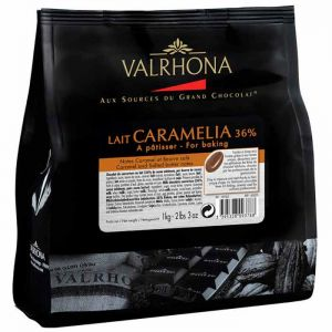 CARAMÉLIA Milk Chocolate Baking Bag