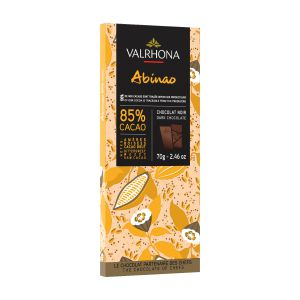 Tasting Bar Valrhona ABINAO 85% Dark Chocolate