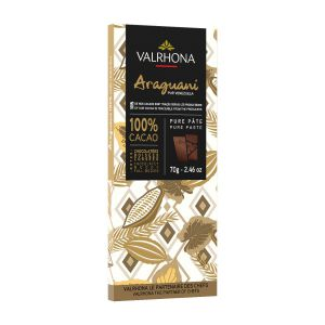 Valrhona ARAGUANI 100% Tasting Bar
