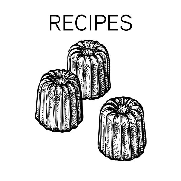 NOROHY Vanilla Recipes