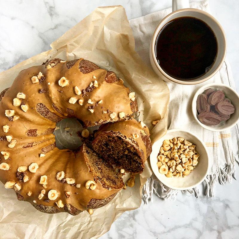 AZÉLIA COFFEE CAKE