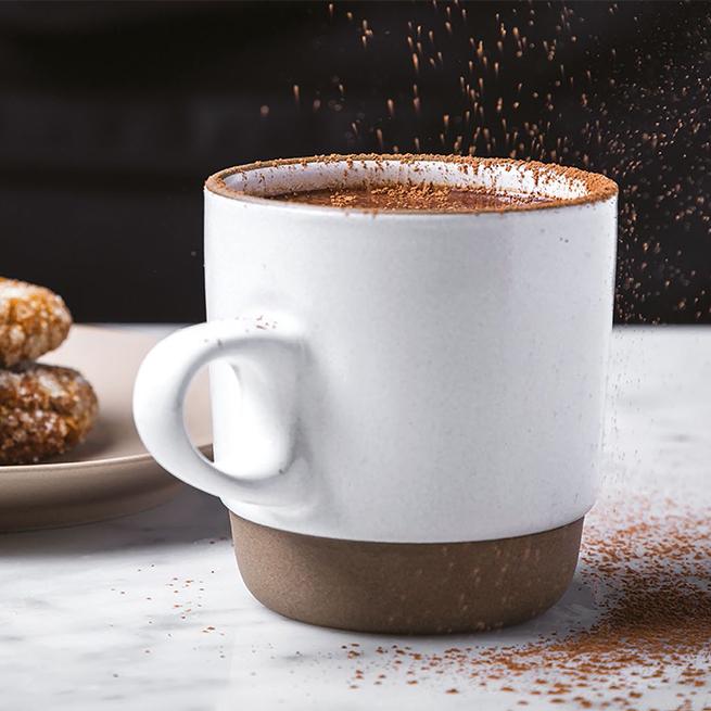 Valrhona Classic Hot Chocolate