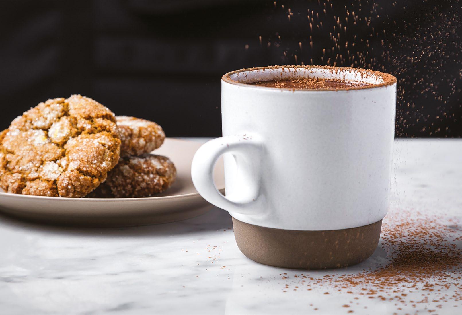 Valrhona Hot Chocolate