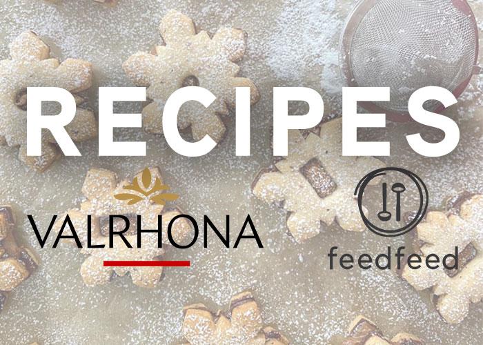 Valrhona X The FeedFeed Recipes