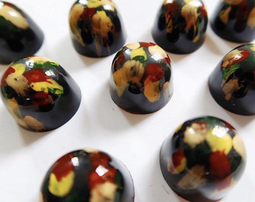 Borough Chocolates Chai Bonbons