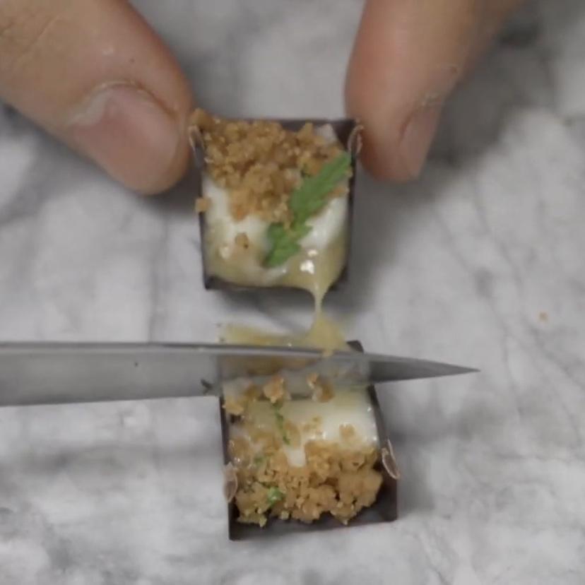 Art of the Dessert Tasting Menu
