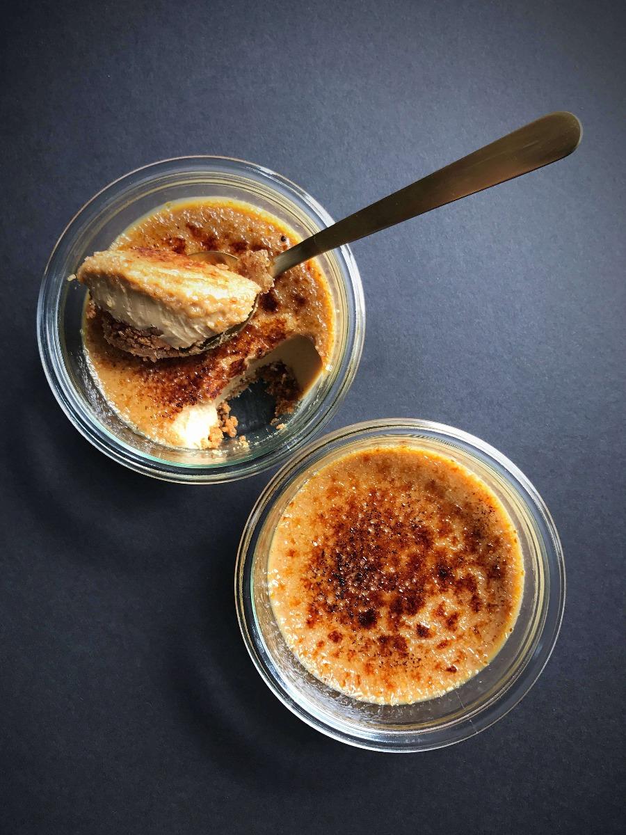 ORELYS Sweet Potato Brulee Recipe
