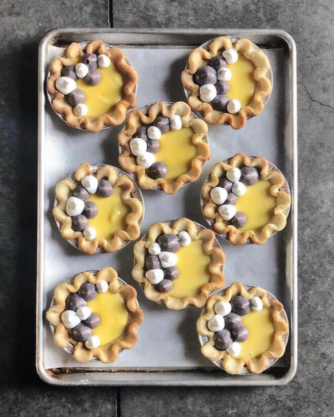 Lindsay Sipress Lemon Merinque Tarts