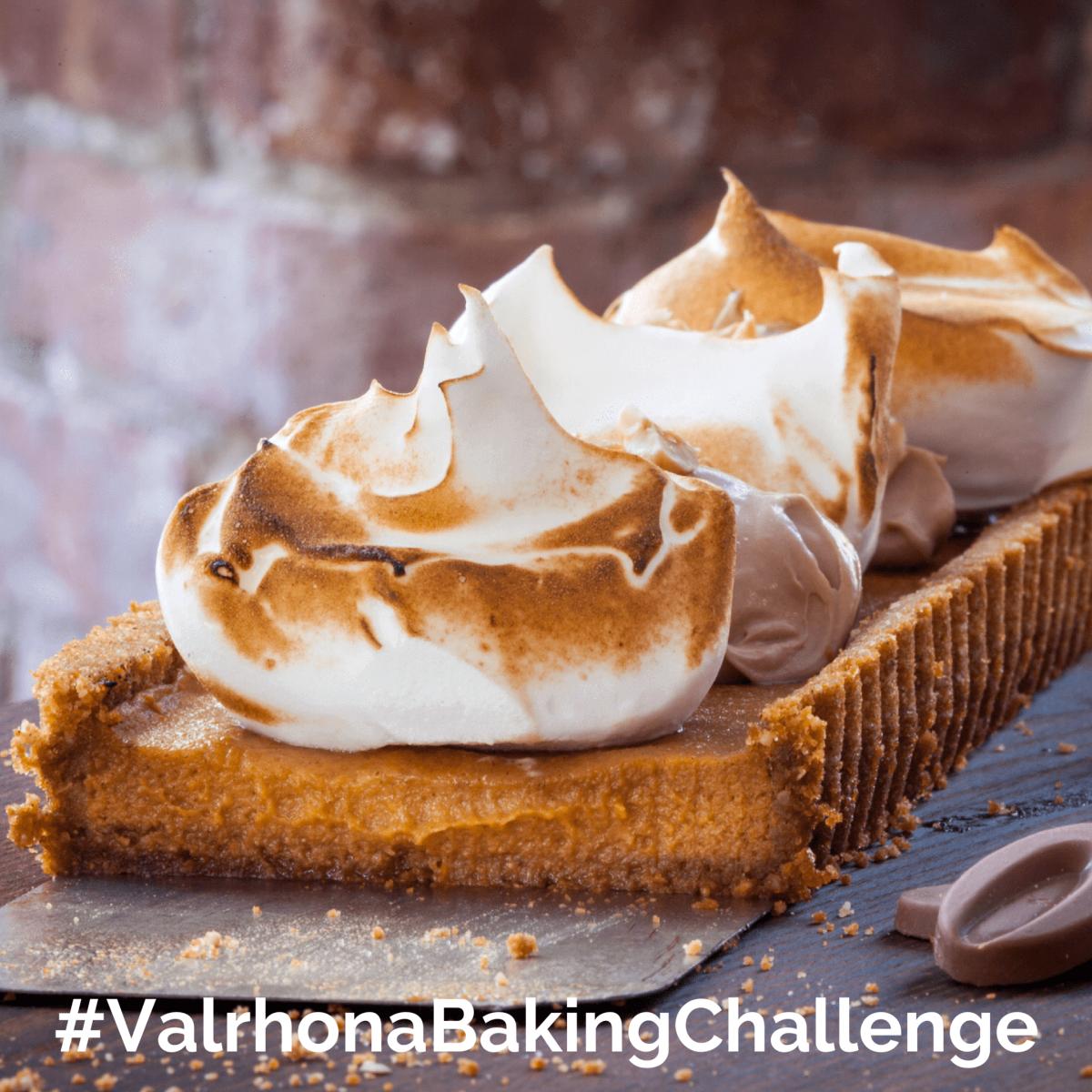 ValrhonaBakingChallenge #12 Announcment – Fall Recipes