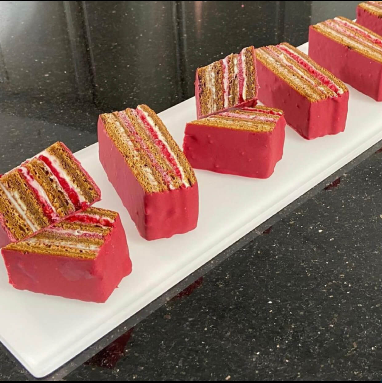 Guillaume Pastry Arts recipe