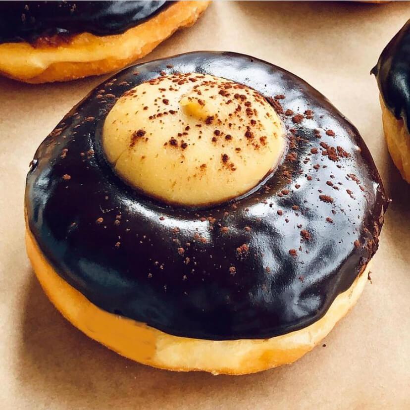 Firecakes Irish Creme Donuts