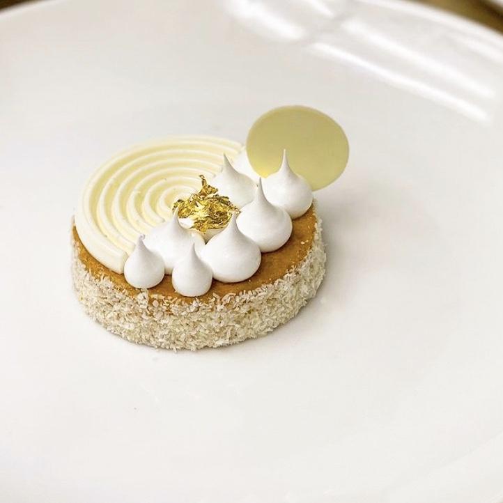 Jason Morale Coconut Tart