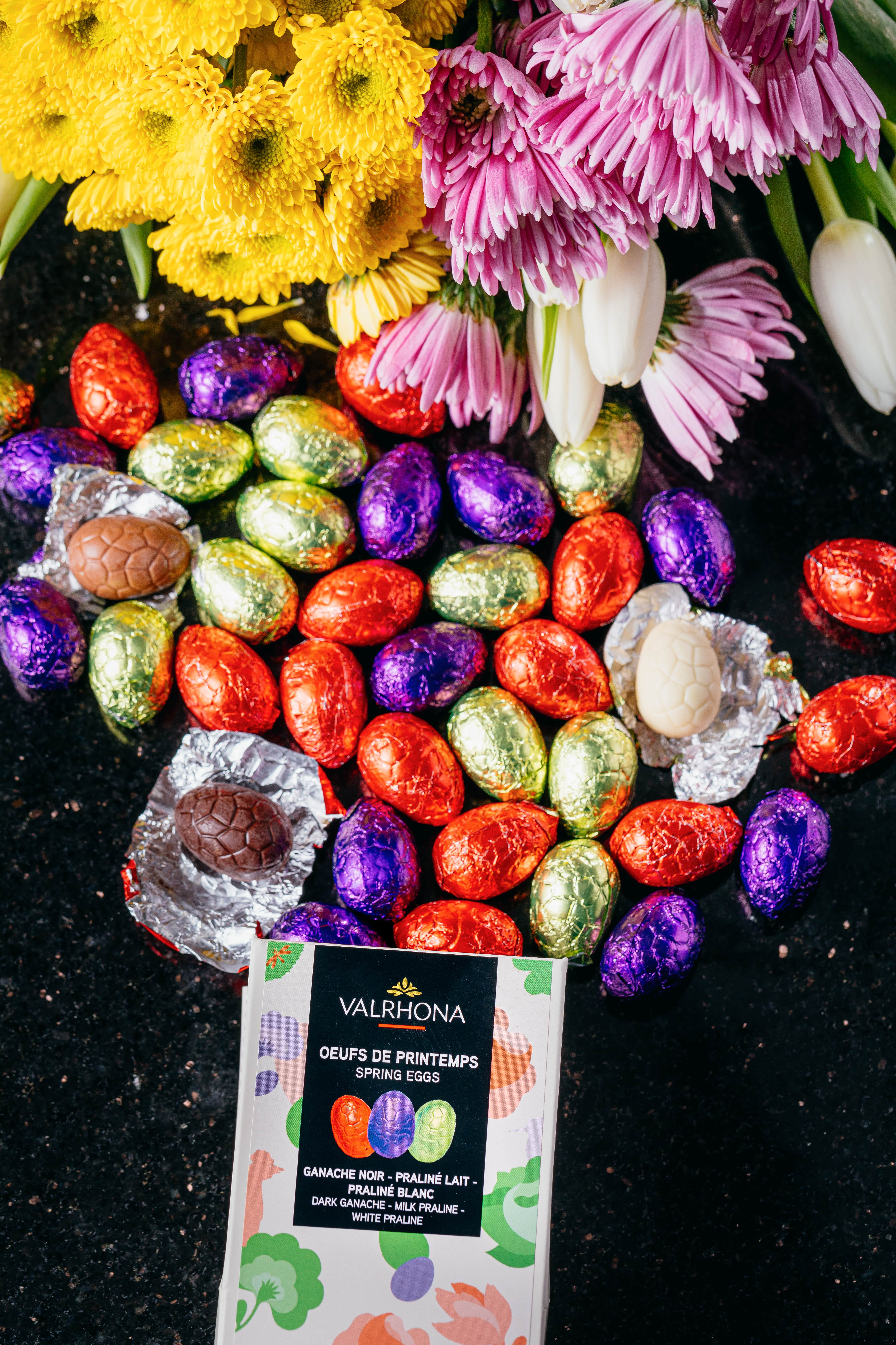 Spring Eggs gift box