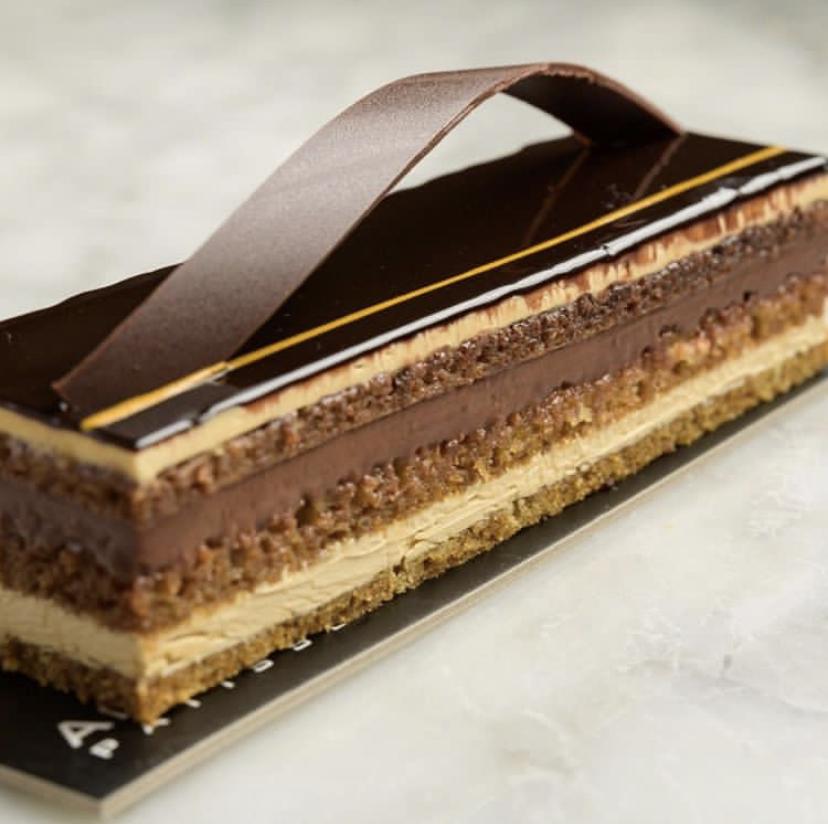 Alexander's Patisserie Opera Cake