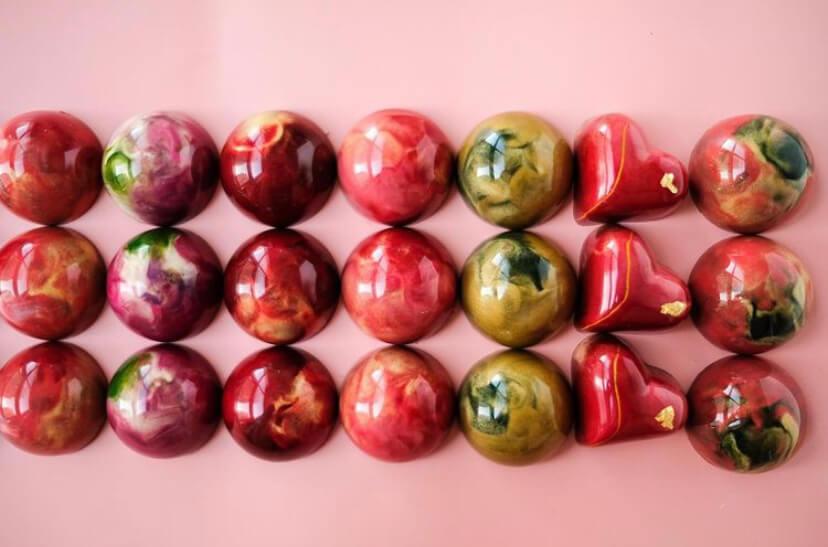 Monde du Chocolat Lunar New Year Bonbons