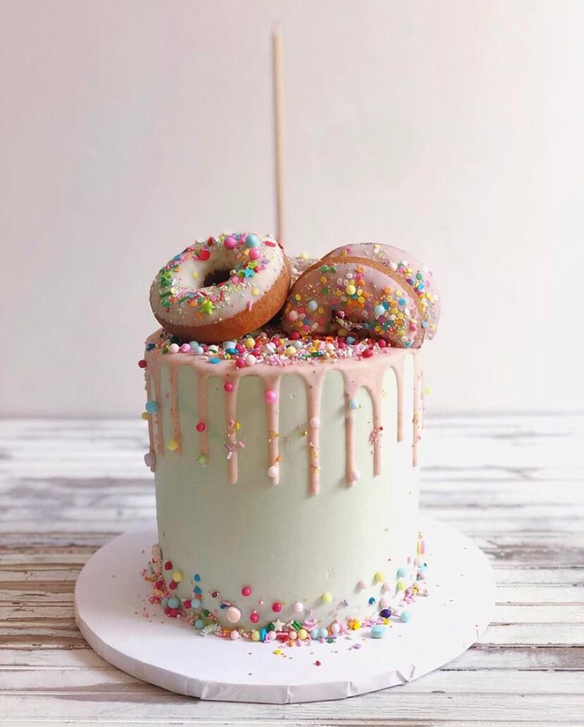 Funfetti/Birthday Cake Trend