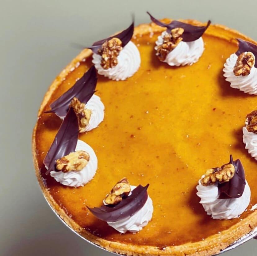Joseph Settepani Pumpkin Pie