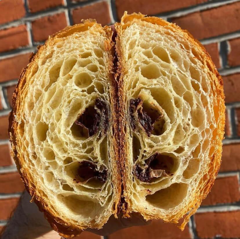 Pain au Chocolat by Flour Water Salt Bread