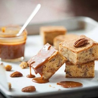 Baking Boxes: DULCEY Blondies