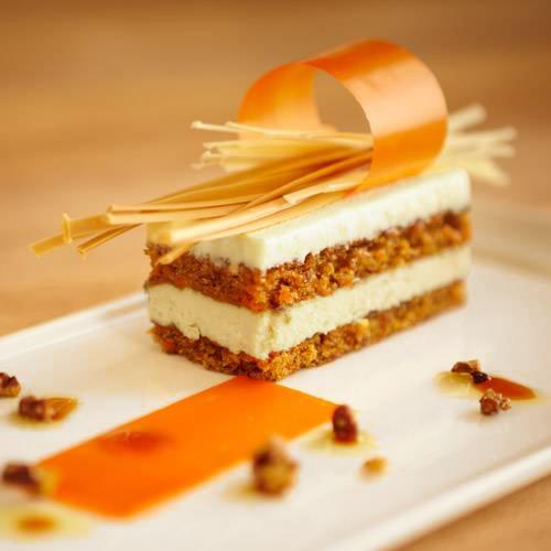 IVOIRE CARROT CAKE