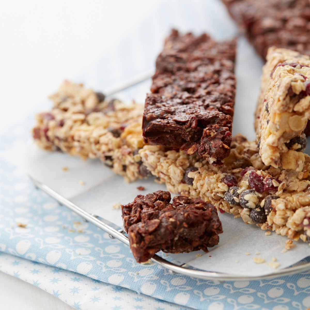 Cereal Bars Recipes
