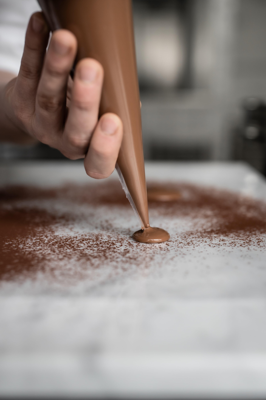 Chocolate Decor- L'ecole Valrhona Chefs