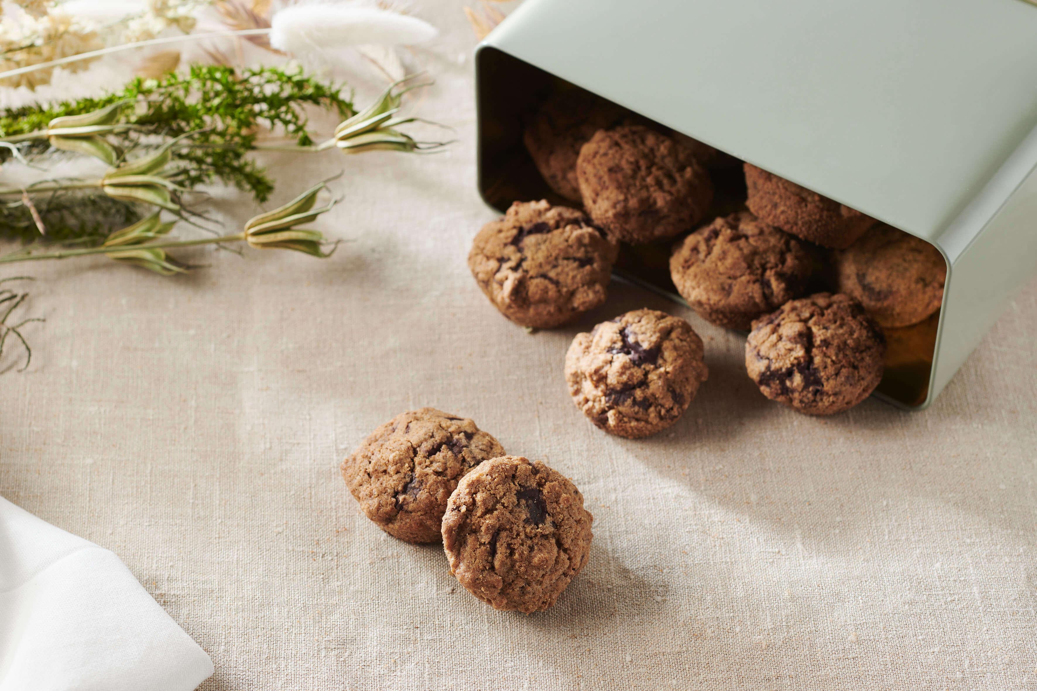 Gluten-Free Buckwheat Chocolate Chip Cookie Recipe