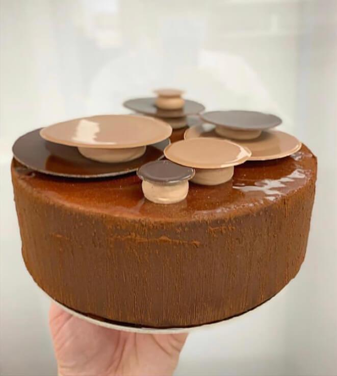 Adam Thomas Buche Cake