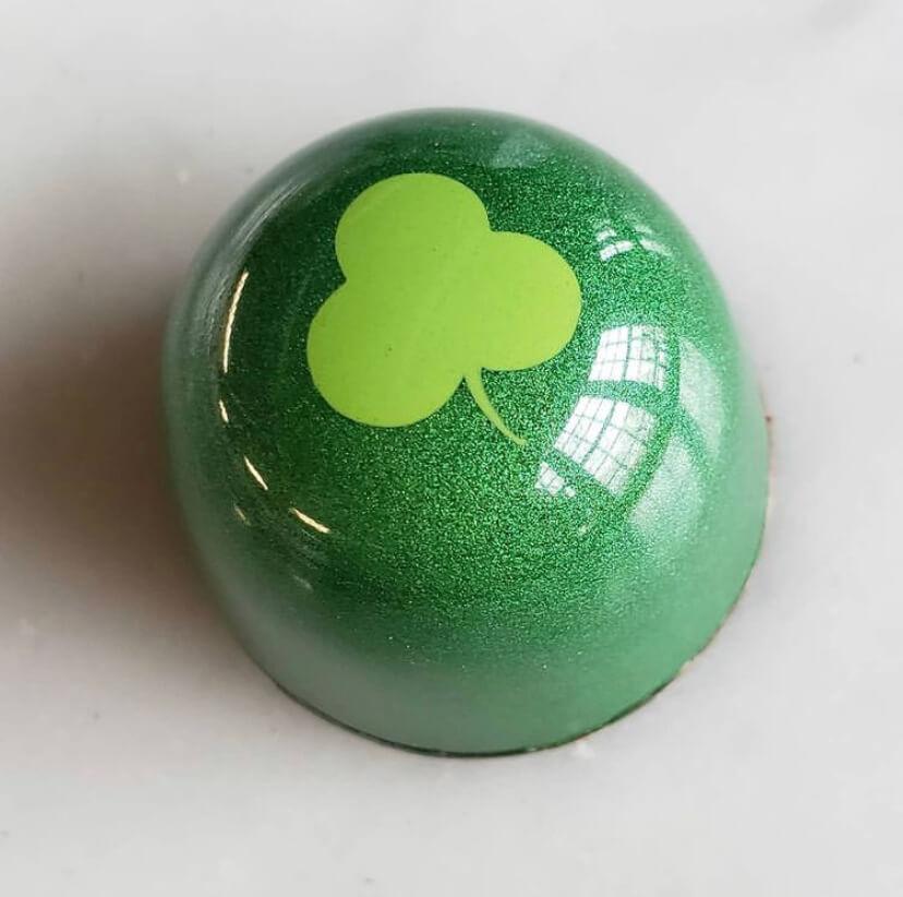The Sweet Whisk Bailey's Irish Cream Bonbons
