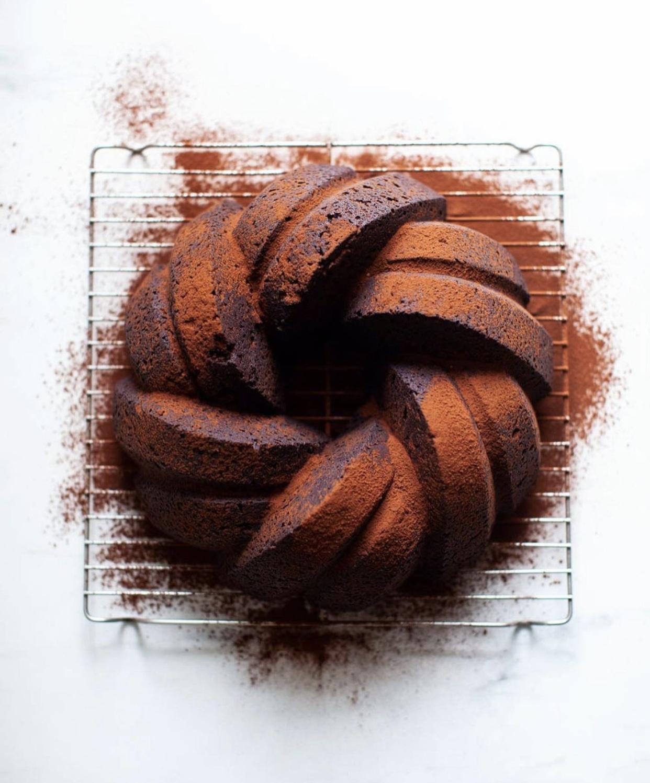 ZOEBAKES Chocolate-Zucchini Bundt