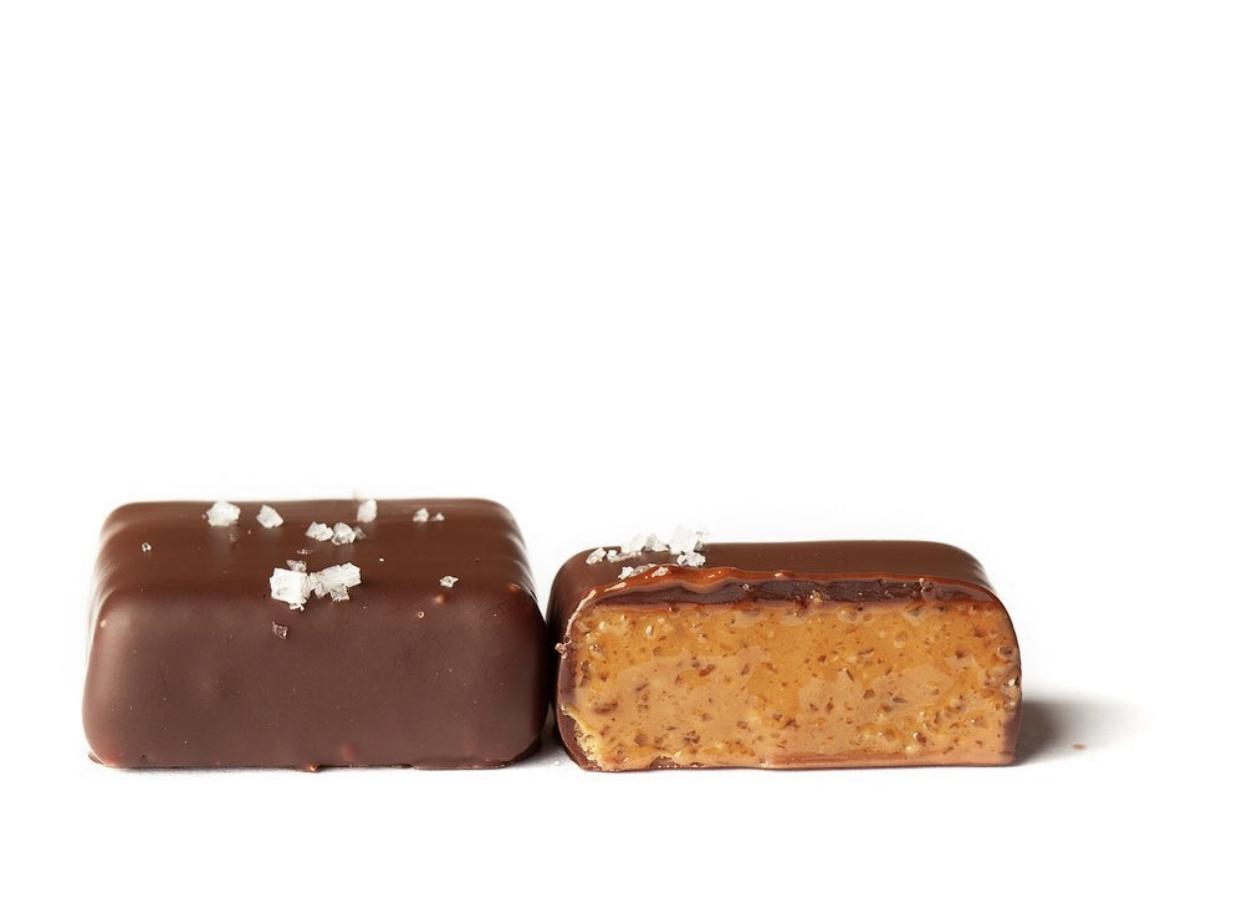 Bliss Chocolatier Peanut Butter Praline