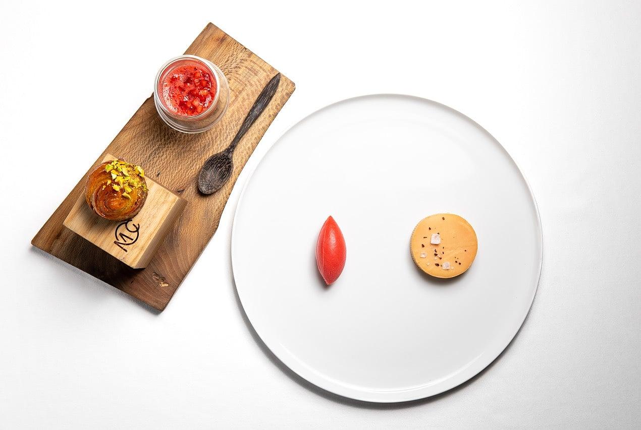 January 2021 Cercle V Calendar Dessert