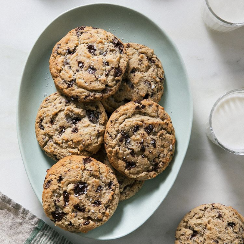 Miso Chocolate Chip Cookies - A Cozy Kitchen