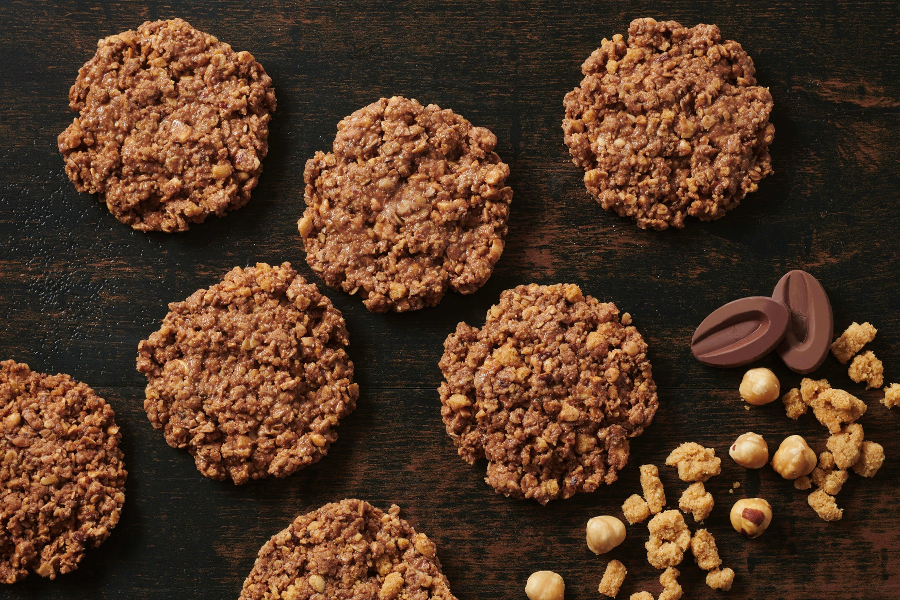 Hazelnut and AZÉLIA Cookies Recipe