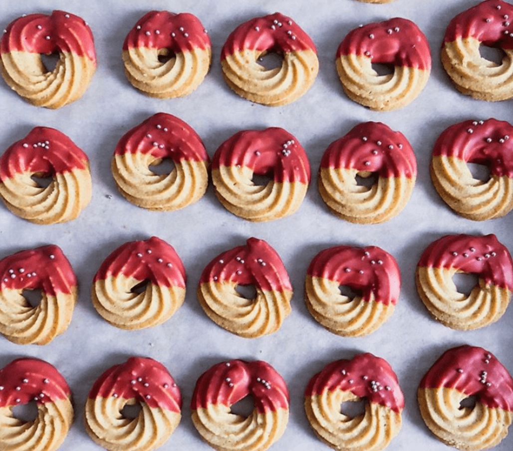 STRAWBERRY INSPIRATION Cookies