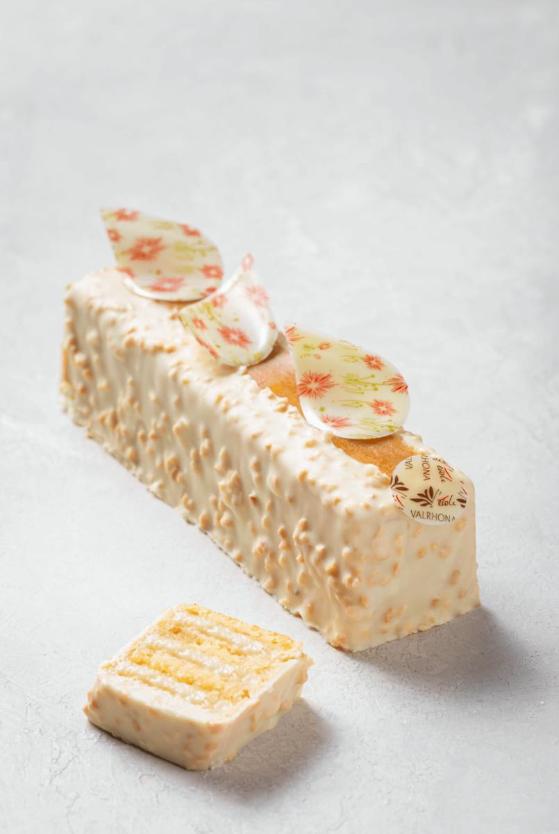 App Exclusive YUZU INSPIRATION Travel Cake Recipe