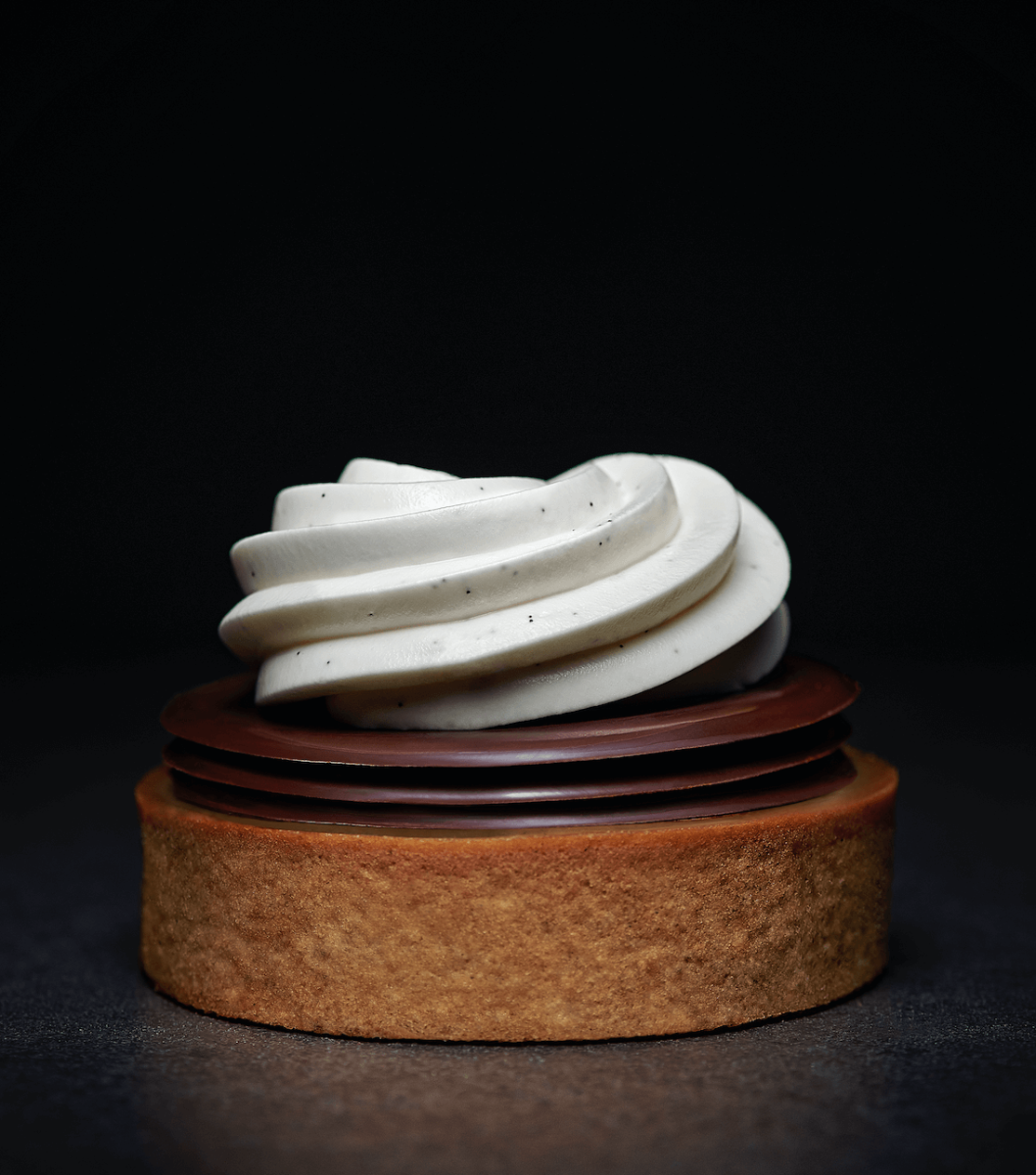 Norohy Layered Chocolate Tarts Recipe