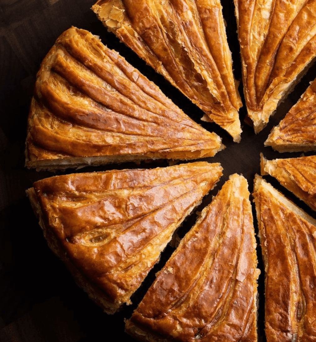Galette des Rois Customer Creations