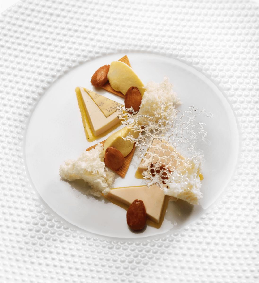 Passion Pêle-Mêle Plated Dessert Recipe