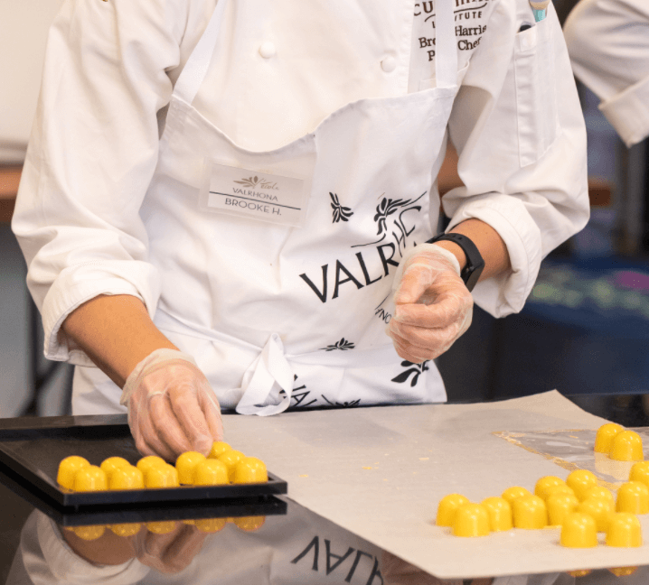 Individual Seasonal Desserts with Chef Sarah Tibbetts
