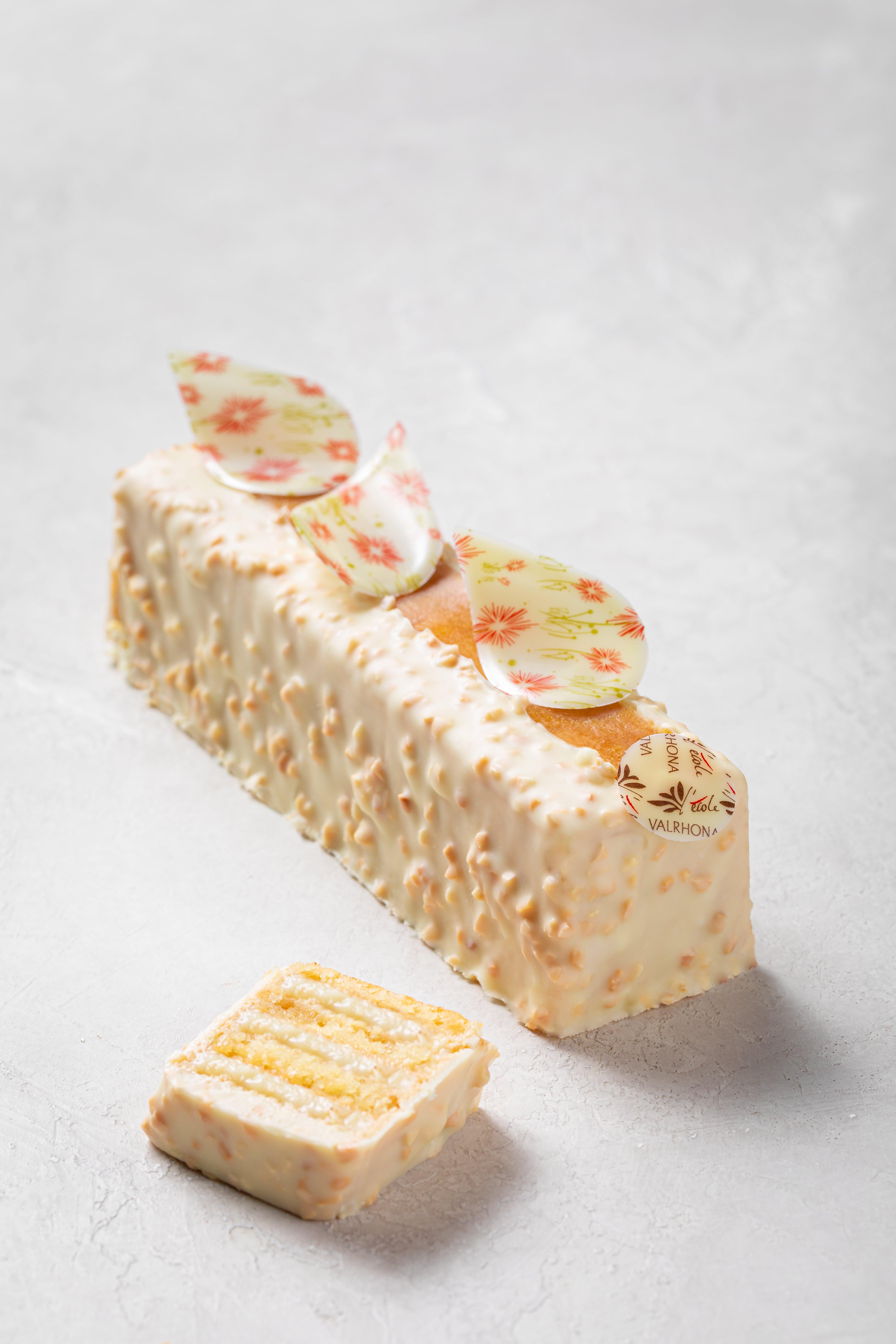 APP EXCLUSIVE RECIPE-YUZU TRAVEL CAKE