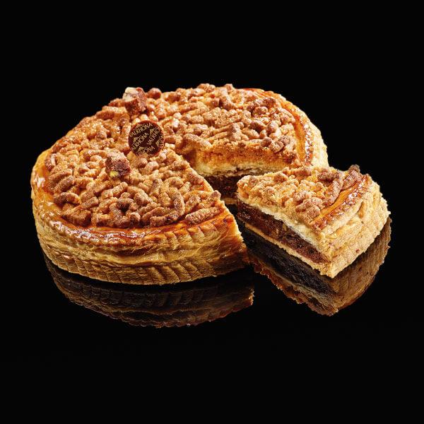 Brownie King Cake Recipe