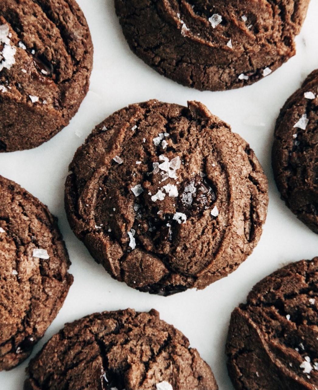 Valrhona Chocolate Cookies