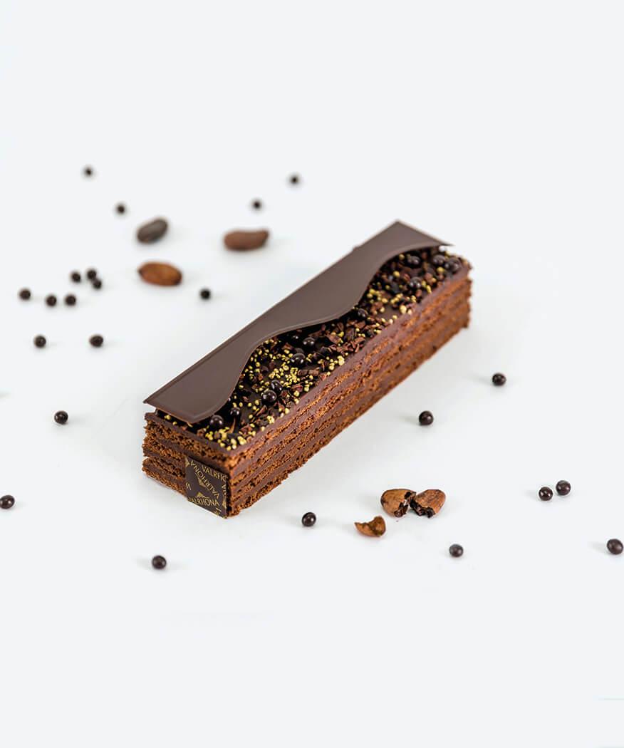 Extra Chocolate Layer Cake Recipe