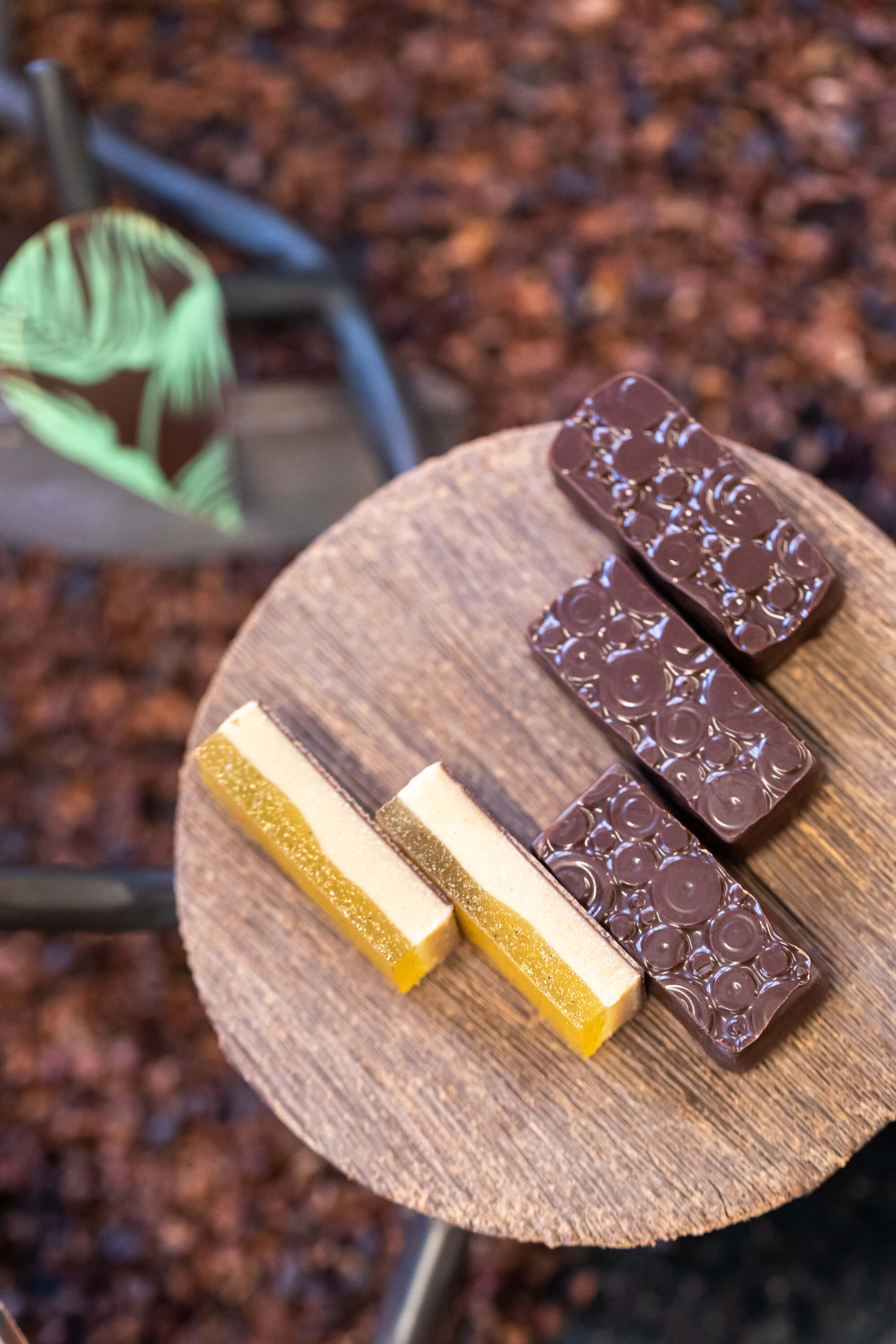 Framed Chocolate Bonbons and Snacking Bars Class