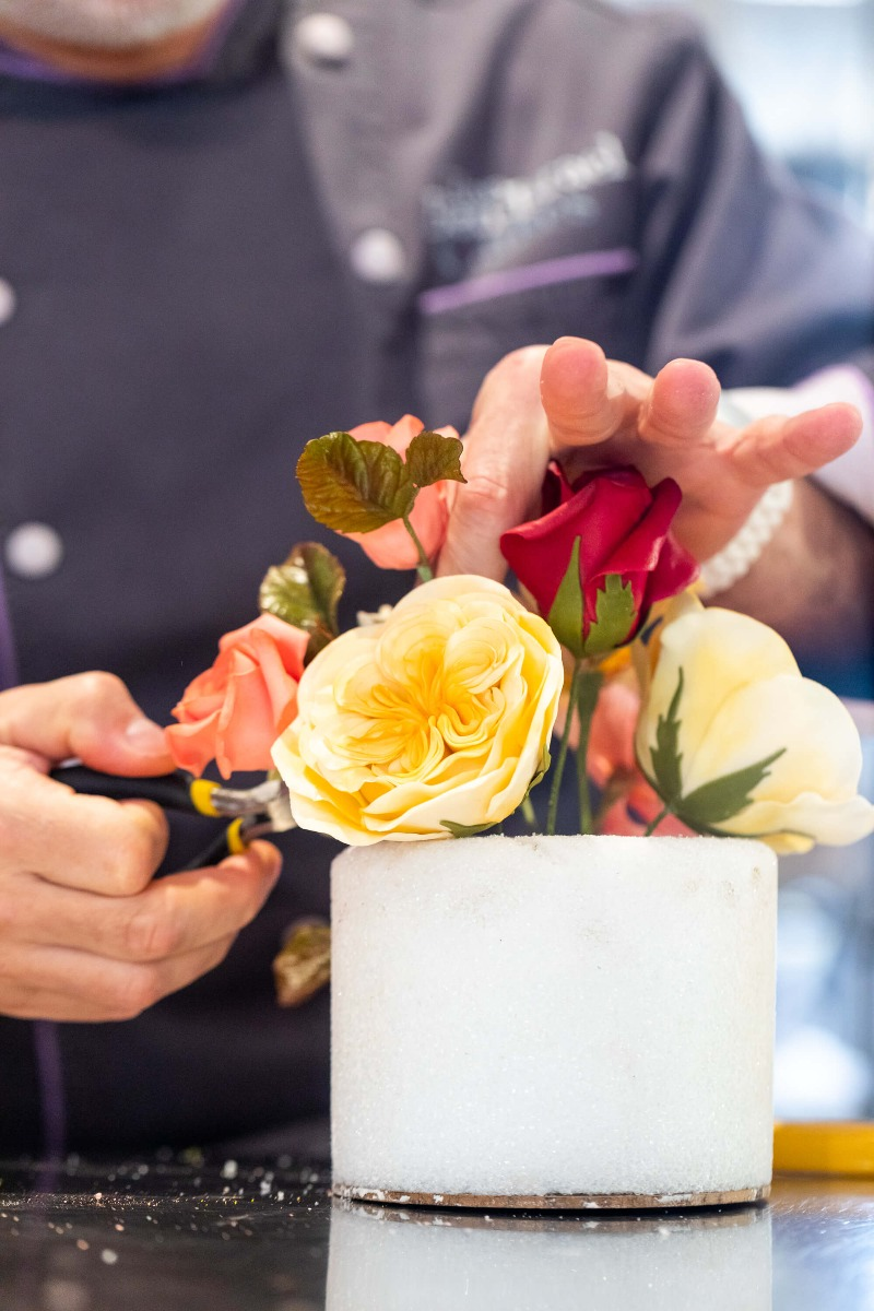 Summer Romance: Sugar Peonies & Branching Cherry Blossoms with Ron Ben-Israel
