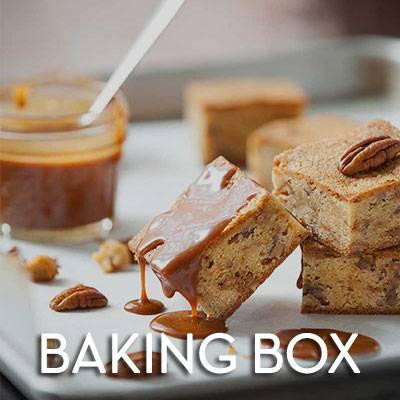 Baking Box by Valrhona
