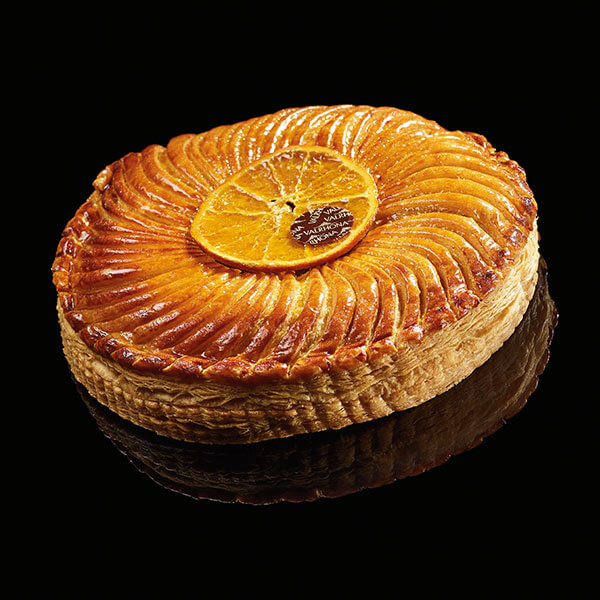 Chocolate Orange King Cake