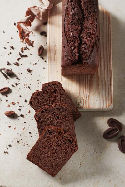 GUANAJA CHOCOLATE CAKE (GLUTEN-FREE)